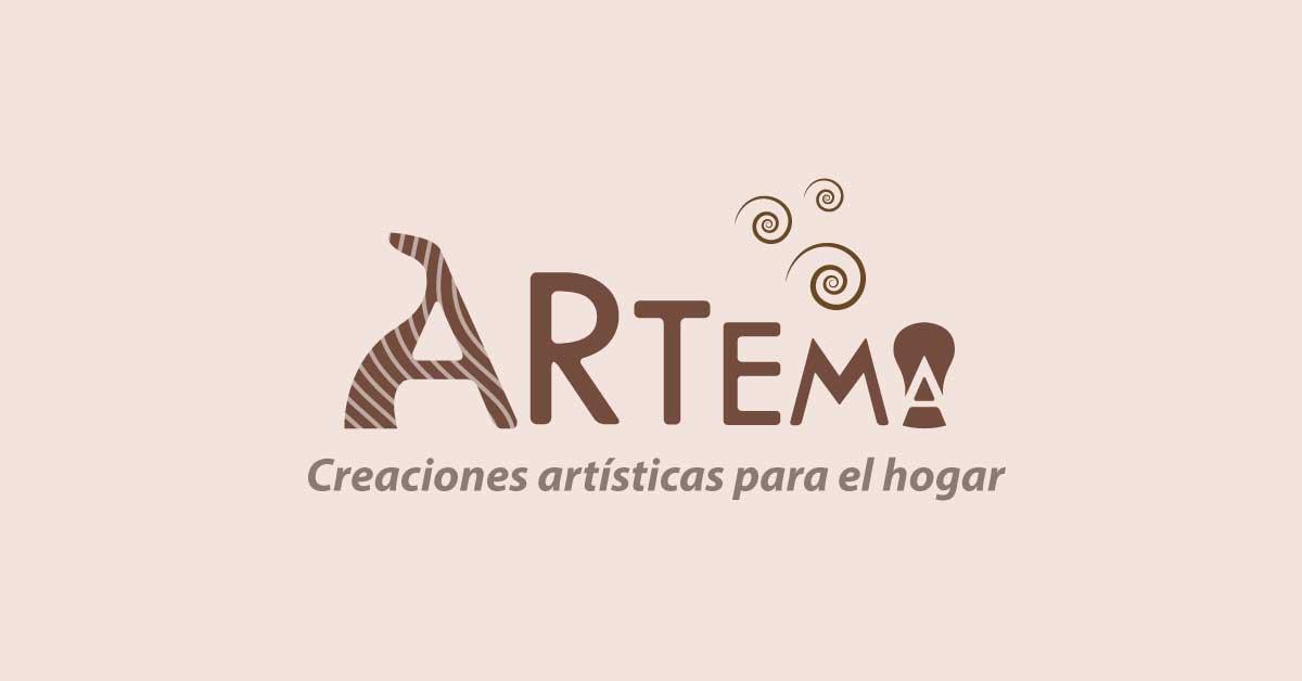 Diseño de logotipo Artema